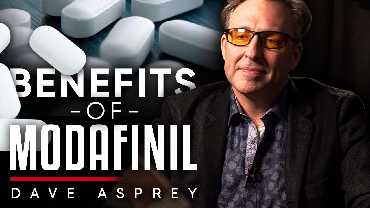 DAVE ASPREY - HOW CAN MODAFINIL IMPROVE DAY TO DAY LIFE? | London Real