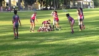 Feminino M16 2019 | SESI Jacareí Rugby Vermelho x Guardiões | Torneio SPAC