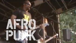 "The Dirtbombs ""Earthquake Heart"" AFROPUNK Festival Live"