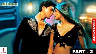 "Watch the making of ""tumse milke dilka hai jo haal"" / ""qawwali"" song. main hoon na features shah rukh khan, sushmita sen, zayed amrita rao in lead ..."