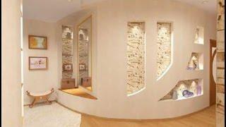 Виды гипсокартонных конструкций(Гипсокартон является очень универсальным материалом, с помощью которого даже своими руками можно соорудит..., 2015-09-26T17:43:54.000Z)