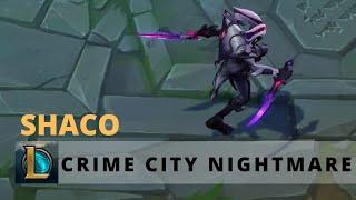 Crime City Nightmare Shaco - League of Legends