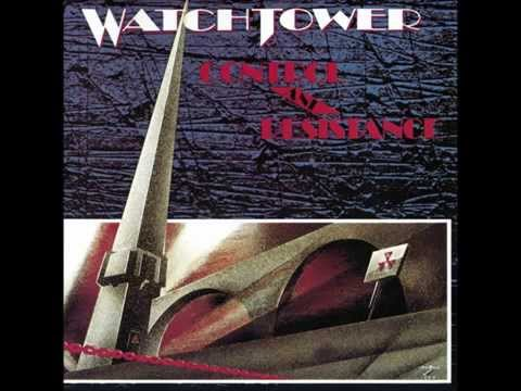 Watchtower  Control And Resistance 1989 Full Album