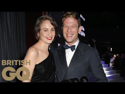 James Norton Wins Breakthrough Actor of the Year | Men of the Year Awards 2017 | British GQ