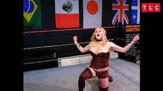 Maxima: Wrestling Princess from Outer Space | My Giant Life