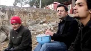 """Niaz Hunzai playing Wakhi song """"Narma Zakhik"""""""
