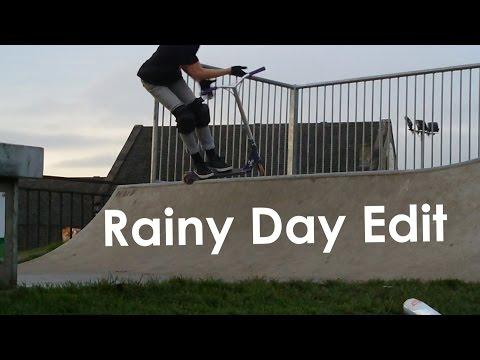 Rainy Day | Scooter Edit