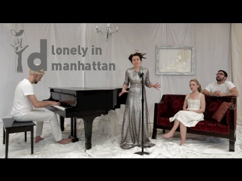 "Stephaniesĭd - ""lonely In Manhattan"" OFFICIAL LIVE PERFORMANCE VIDEO"