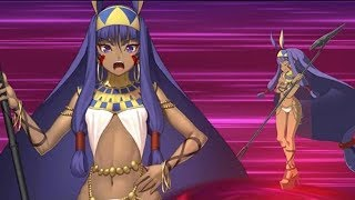 FGO Servant Spotlight: Nitocris Analysis, Guide and Tips