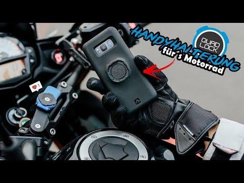 handyhalterung f rs motorrad ideal f r motovlogger