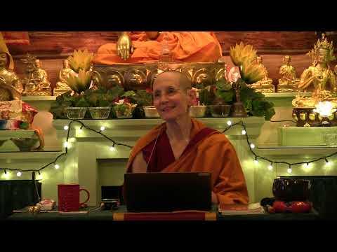 04 Vajrasattva Retreat: The General Characteristics of Karma 12-29-19
