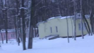 Езда на санях Отдых в Подмосковье за городом(, 2013-03-15T01:12:14.000Z)