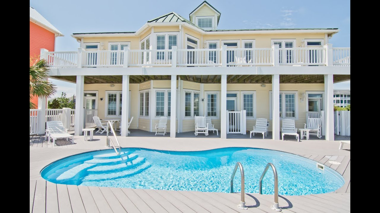 Southern Breeze Emerald Isle North Carolina Beach House