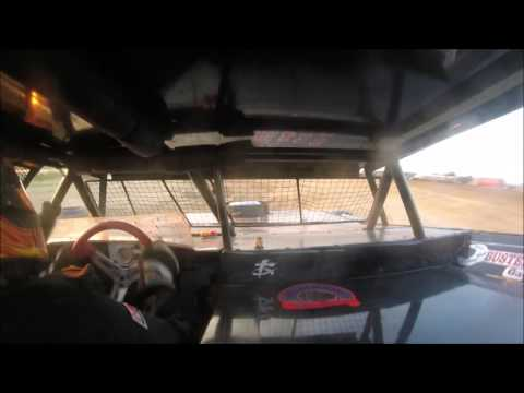 Pro Stock Heat Race Marion Center Speedway 6/25/16 IN-CAR