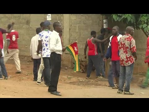 Togo, MANIFESTATION DE L'OPPOSITION RÉPRIMÉE
