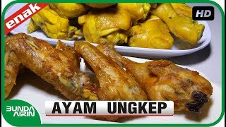 Masakan Indonesia memang sangat kaya sekali, kali ini kita akan mensajikan Cara Membuat Ayam Ungkep Bahan : - Daging Ayam Bumbu : - Ketumbar - Lada ...