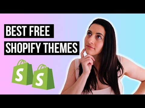 The Best Free Shopify Themes For Beginners - Shopify Theme Review thumbnail