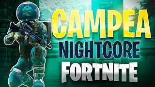 """CAMPEA"" (Versión NIGHTCORE) - PARODIA FORTNITE: BATTLE ROYALE 