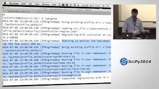 Interactive Parallel Computing with IPython Part 1 | SciPy 2014 | Min RK
