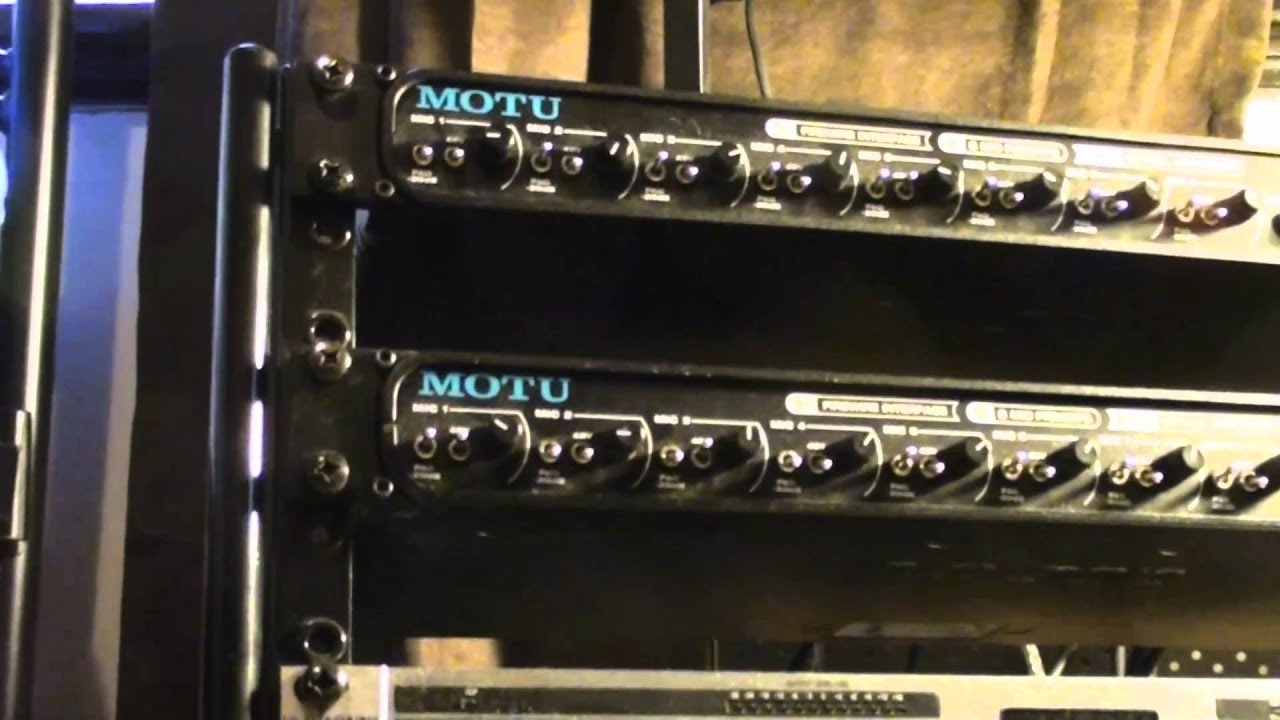 Motu 8 Pre Soundcard Interface