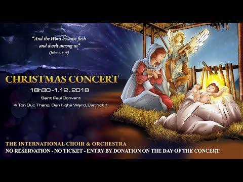 Concert: CHRISTMAS CAROLS (Live)