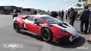 Huracan Super Trofeo Desert Hot Laps! - Angel Benitez Jr.