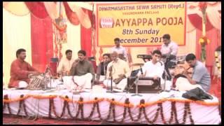 Enn Thanthaikkoru Malayundu Ayyappa Tamil DevotionalT.S.Radhakrishnaji Live
