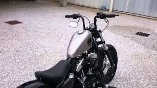 Sportster 48 Frisco Video