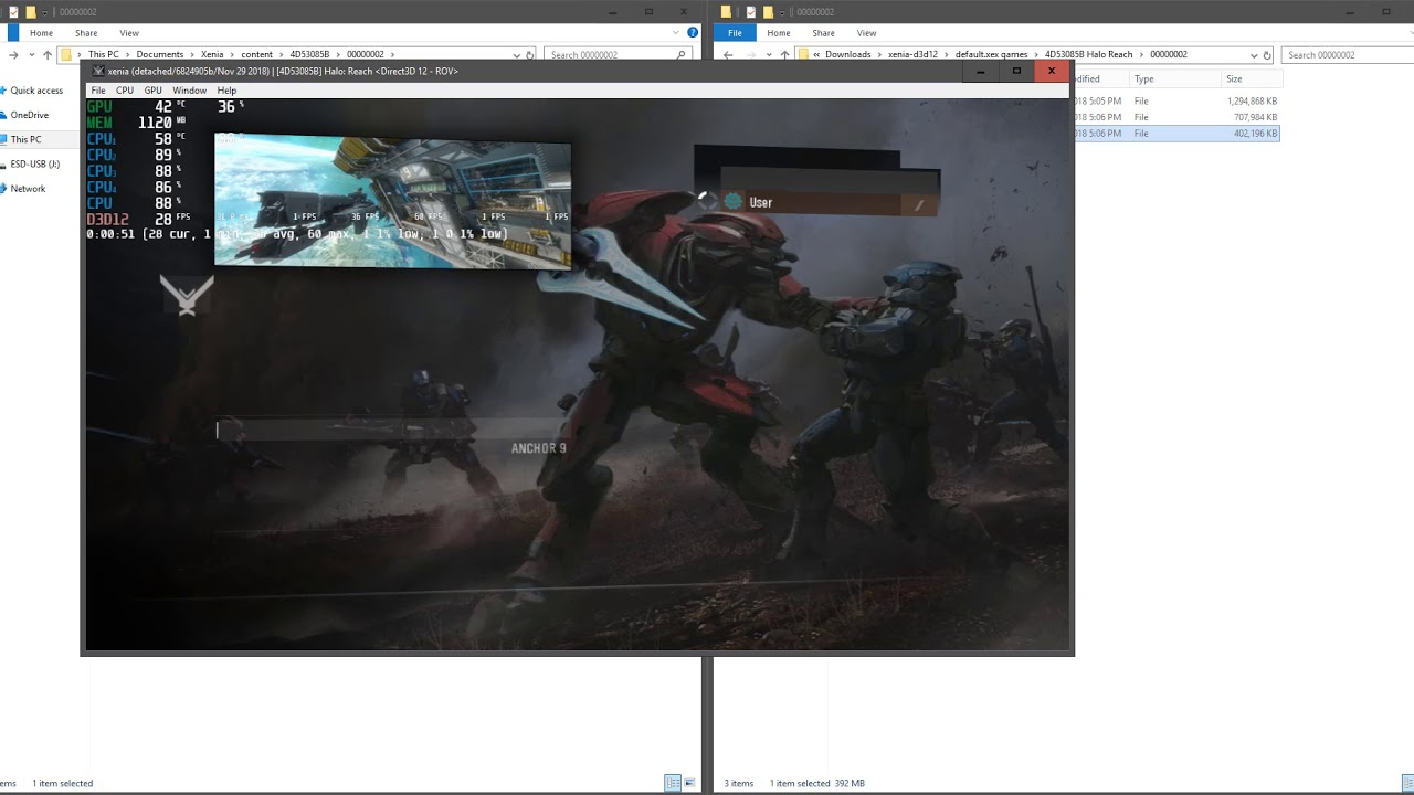 Xenia - How to get DLC working in Halo 3, Halo 4, Halo Reach (works for  every game)