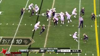 Blake Bortles vs Baylor 2014 Fiesta Bowl
