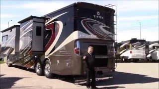 Motorisé Tiffin Phaeton 44OH a vendre