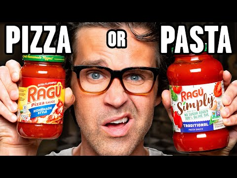 Pasta Sauce vs. Pizza Sauce (Game)