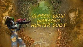 Traque - Classic WoW Hunter WSG PvP Guide