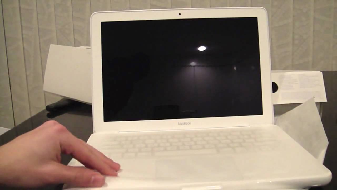 Macbook Unboxing 2 26ghz Intel Core 2 Duo Processor Hd 720p Youtube