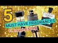 Top 5 Must Have Men's Fragrances 2017 by theharvardboy ft. Imagine Scent