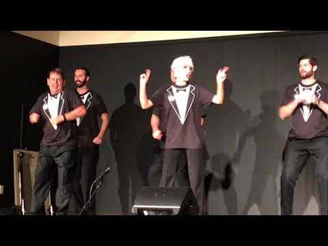 Mr. Tustin Pageant 2017 opening number