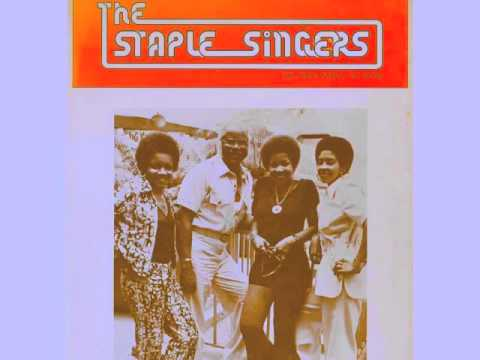 THE STAPLE SINGERS Slippery people (Instrumental) (fast)