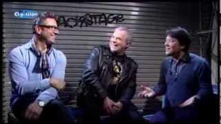 CityVision-Backstage: Wolfgang Jachtmann & Futsch Wedler