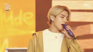 [ENG SUB] BTS (방탄소년단) LIFE GOES ON @gda live performance [with ENG lyrics]