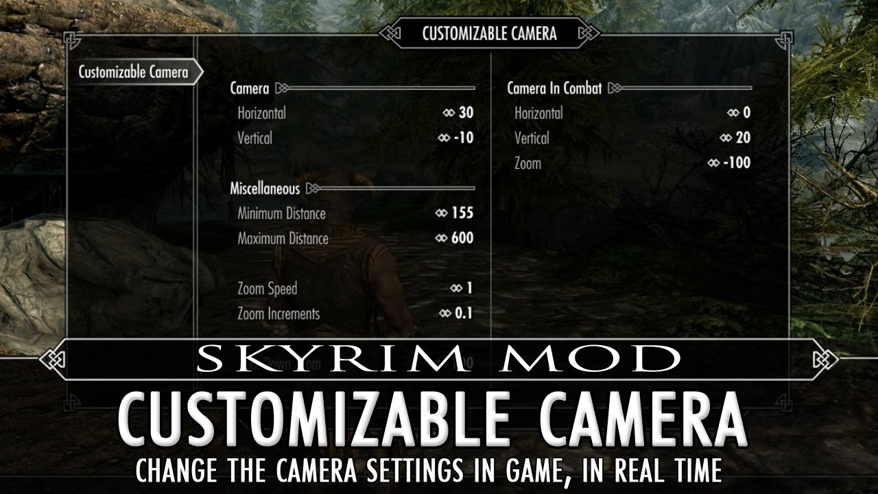 Skyrim customizable sunglasses - e9106