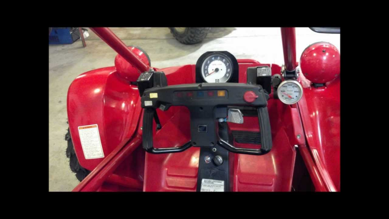 1989 Honda Pilot FL400 Rotax 670 H.O. Build Log FL670 - YouTube