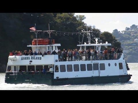 Angel Island Tiburon Ferry Angel Island State Park San Francisco Bay California