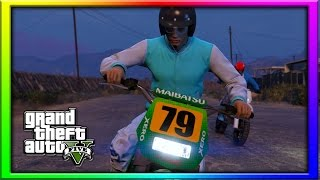 GTA 5 Online - BIKES REVVING UP & TANKERS BLOWING UP (GTA 5 Funny Moments)