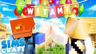 MINECRAFT ŻYCIE #12 - WRACAMY DO DOMU! | Vito i Bella