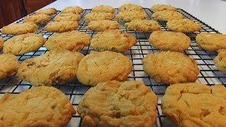 Betty's Peanut Butterscotch Cookies