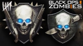 Black ops 2 zombies | ranking system explained (how to rank up / level up in zombies)
