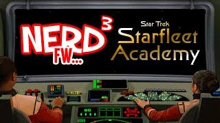 Nerd³ FW - Star Trek: Starfleet Academy
