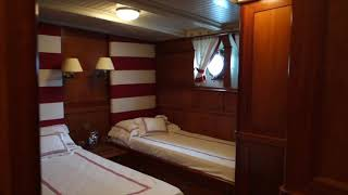 There are few vintage yachts that truly offer the kind of luxury that DEVA can provide.