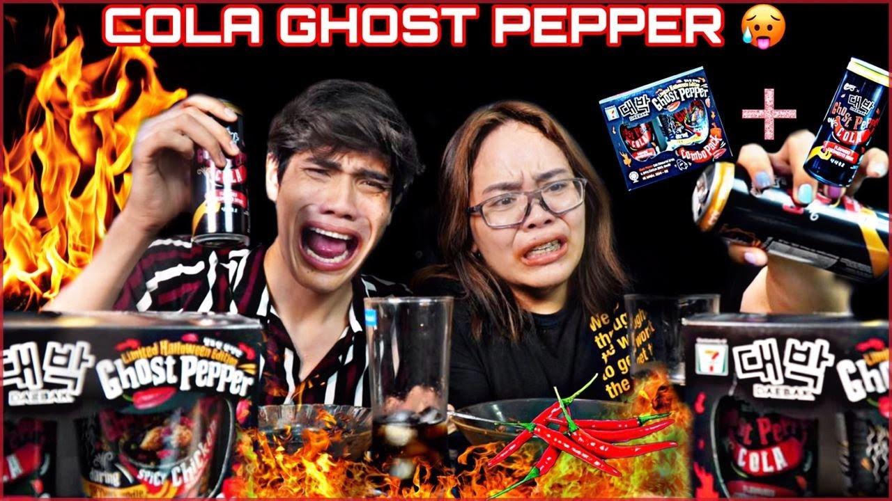 Download AIR COLA GHOSTPEPPER TERPEDAS DI DUNIA 🥵| CHALLENGE BERDARAH TEKAK | ft : Norreen Tv