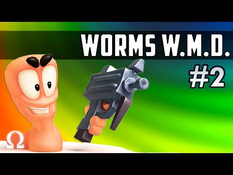 GANGED UP ON, WATERS RISIN'! | Worms W.M.D. #2 Ft. Friends!
